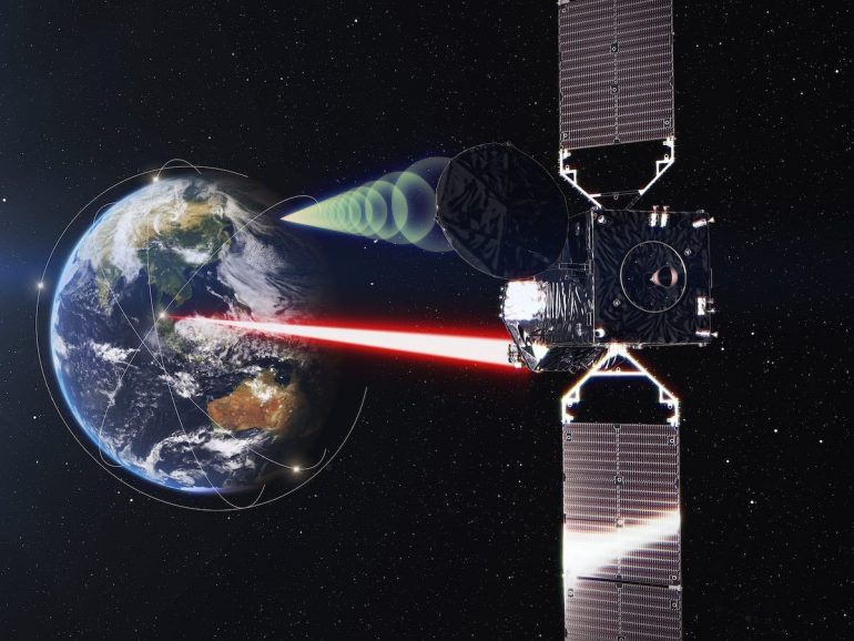 Japan launches state-of-the-art relay satellite with laser communication technology