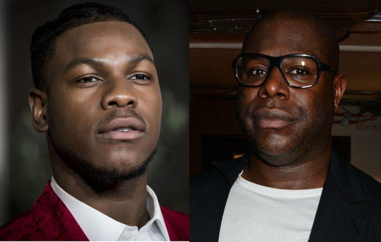 John Boyega wants to play James Bond, directed by Steve McQueen