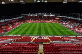 Liverpool move ahead with $ 60 million Anfield road widening plans