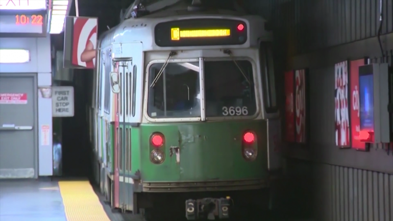 MBTA's own green line service to Green was suspended for hours due to tunnel damage.