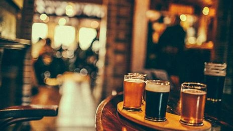 There is a growing sense amongst Ministers that pubs not serving food will not reopen this year. Photograph: Getty Images