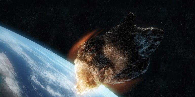 NASA captures a rare asteroid worth 70,000 times that of the world economy