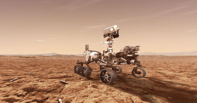 NASA is moving to bring back rocks from Mars to Earth