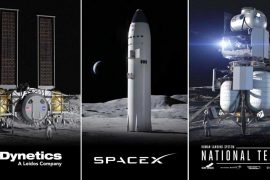 NASA offers a $25,000 prize to help design unloading systems for the moon