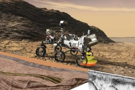 NASA shares the sound it detects as the Personality Rover passes through space
