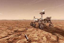 NASA's next Mars rover will land in 100 days