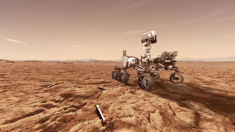 NASA's next Mars rover will land in 100 days