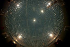 Neutrinos prove that our sun is subject to a second type of aggregation at its core