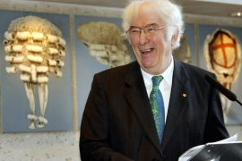 Nicola Sturgeon: Joe Biden should read this Seamus Heaney poem Scots should pay attention