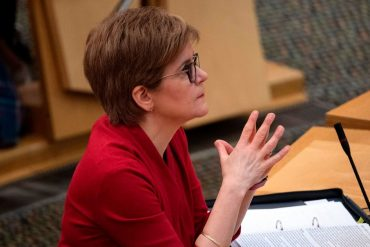 Nicola Sturgeon refused to reject the new vote in IndyRef 2 next year