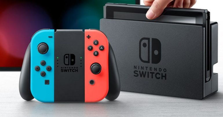 Nintendo Switch Cyber Monday: Best Nintendo Switch Deals from Amazon, Curries, and Veri