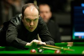 O'Brien moves into the second round of the Northern Ireland Open