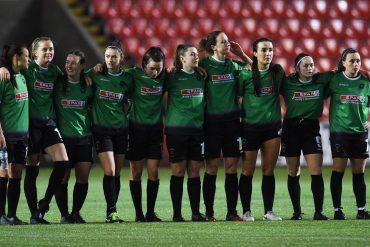 Penalty Heart Break for Peamount United in Glasgow