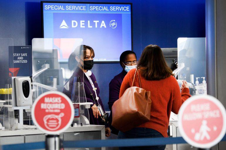 Pilot famine demands rare flight cancellations during Thanksgiving break in Delta