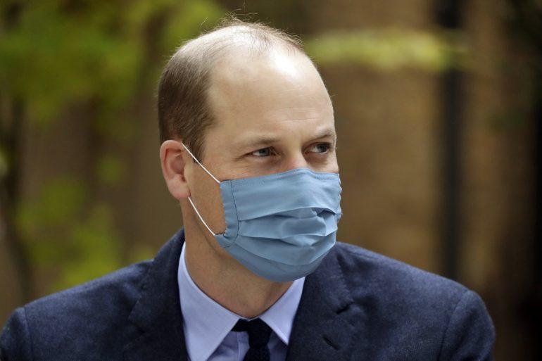 Prince William 'had a corona virus in April but kept it a secret'