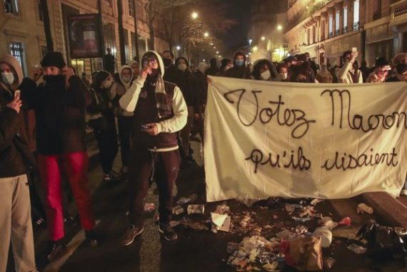 Protest against new security law planned across France · TheJournal.ie