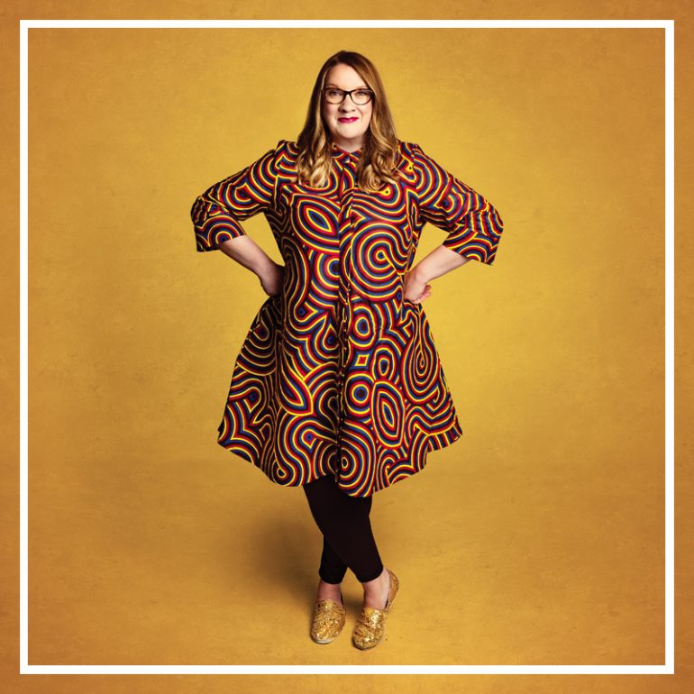 Sarah Millican to do two comedy nights in Par Hall