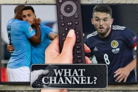 Scotland vs Israel: TV channel, live stream, kick-off time and team news for Nations League |  Football |  Sports