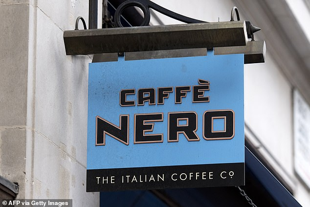 Covid-19 Pandemic's latest business accident Cafe Nero (Store Image) മാറി Caused by the Second National Lockdown Down (File Photo)