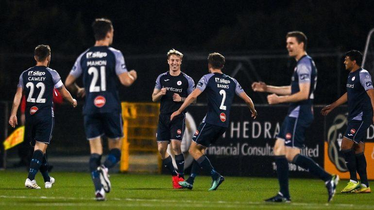 Sligo boss Buckley praises players following European charge