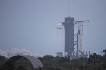 SpaceX Falcon 9 rocket used for NASA space launch