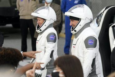 SpaceX capsule with four astronauts successfully arrives at International Space Station