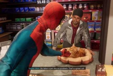 Spider-Man: You can raise a cat in Miles Morales