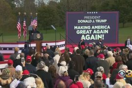 'Super-spreader' political rallies involving doctors in Delaware Valley will bear fruit on the COVID-19 spike - CBS Philly