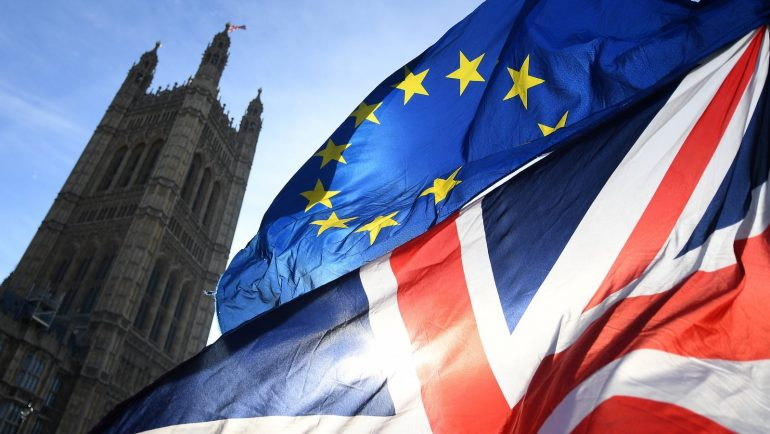 The Brexit deal is 95% ready, with gaps in major setbacks