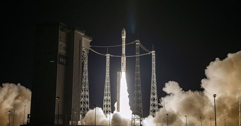 The European speed rocket has failed for the second time in the last two years
