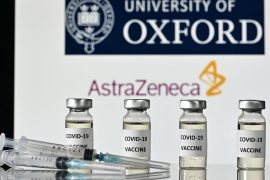 The Oxford vaccine has been shown to cause an immune response in the elderly