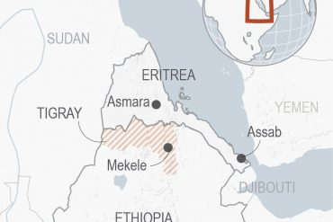 The Prime Minister of Ethiopia swears by the final and decisive attack on Tigre
