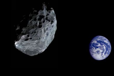 The asteroid, the size of the Great Pyramid of Giza, will approach Earth this weekend