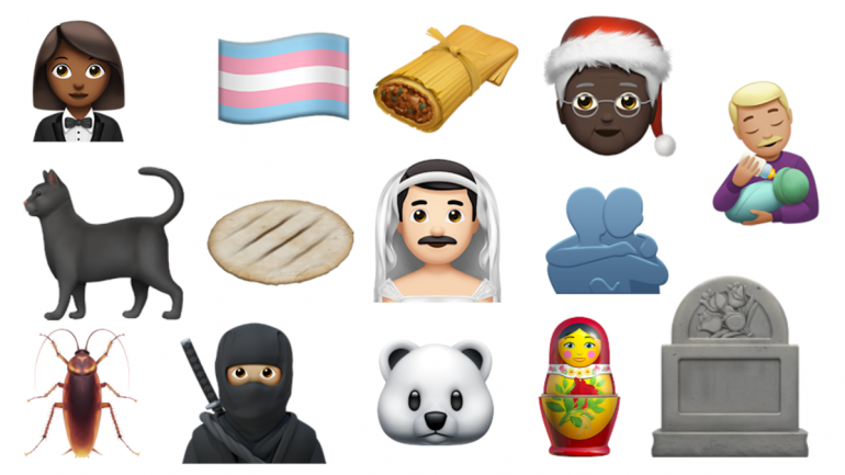 The iOS 14.2 update adds 117 emojis to your iPhone - from ninjas to toothbrushes
