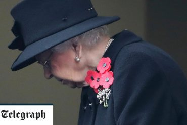 The queen gives hope when our politicians turn away