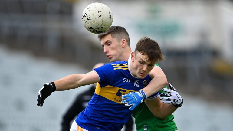 Tip Munster reached the final after the tense battle of Limerick
