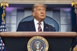 Trump explodes when Biden ends US presidency