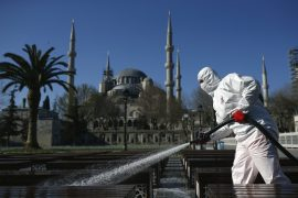 Turkey's latest virus figures confirm experts' bad ideas