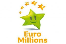 Two € 1 million euro million tickets were sold in Dublin last week