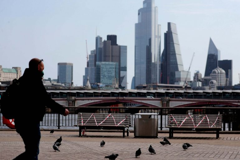<p>Twenty two boroughs saw a fall in the number of confirmed cases</p>