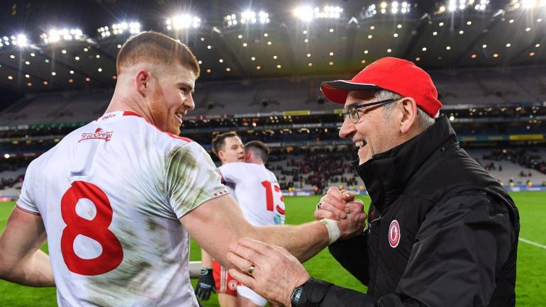 Tyrone players and fans are waiting for a management decision