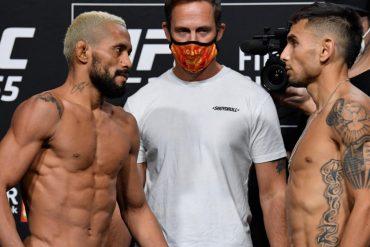 UFC 255 Results - Divison Figueroa vs. Alex Perez: Live Updates, Highlights, Card, Start Time