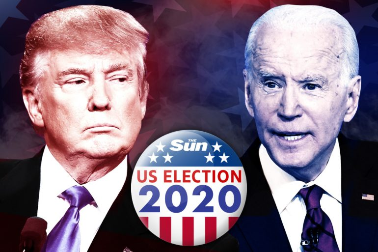 US Election 2020 Results Live - Georgia Re-Calculates Trump Boost