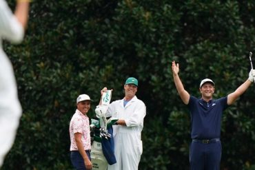 Watch: John Raham hits an incredible hole-in-one at the Masters practice session - National