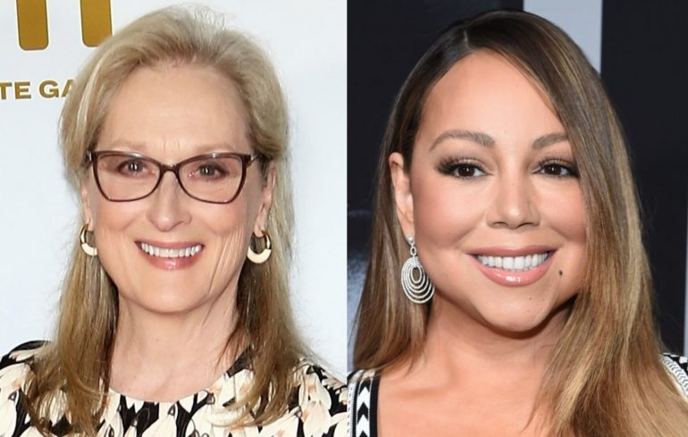 Watch Meryl Streep and Mariah Carey guest star in 'Focus Focus' Reunion
