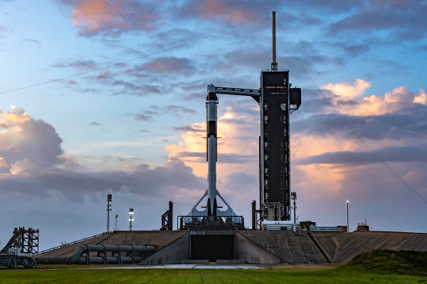 Watch SpaceX unveils NASA's first historic space mission live - TechCrunch
