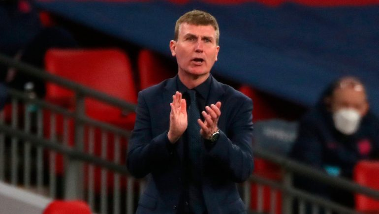 'We can't complain about the result' - Stephen Kenny has no excuse for England's disappointing disappointment
