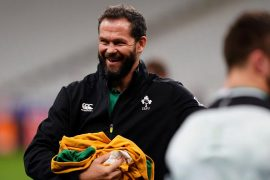 'We plan here, now and in the future' - Andy Farrell in new Ireland caps and selection calls