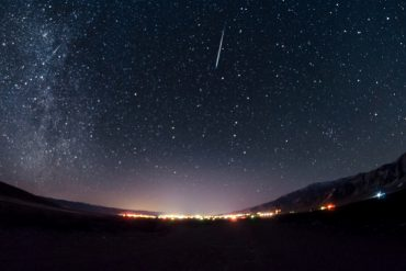 When to look for the Leonid meteorite tonight