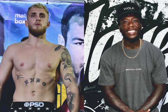 Why the fight between Jake Paul and Nate Robinson? A random interview set up an unlikely boxing match